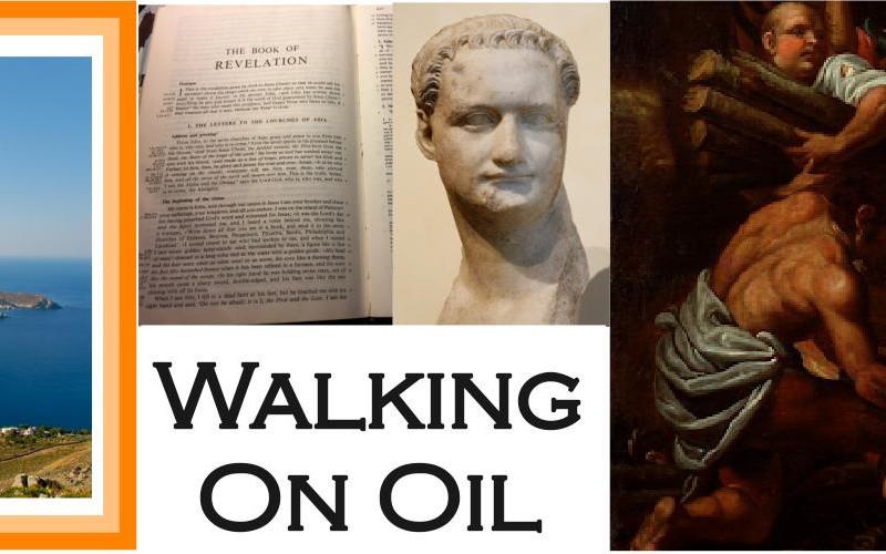 Walking On Oil